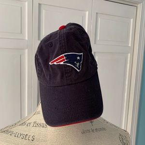 Kids New England Patriots baseball cap